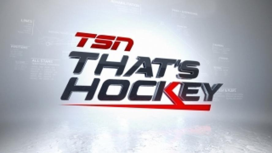 That's Hockey next episode air date poster