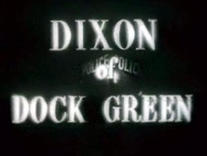 Dixon of Dock Green next episode air date poster