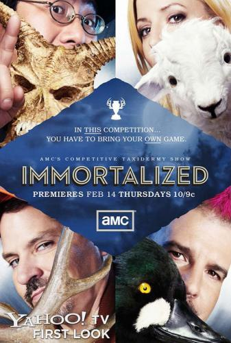 Immortalized next episode air date poster