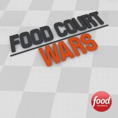 Food Court Wars next episode air date poster