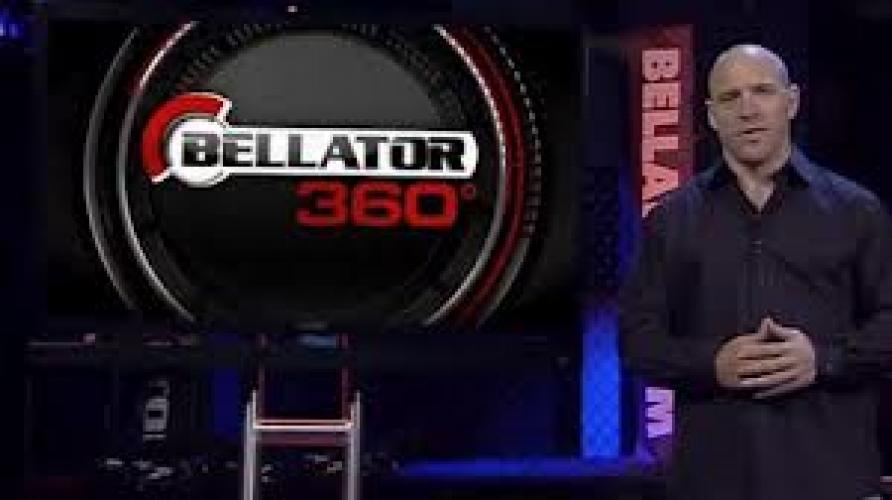 Bellator 360 next episode air date poster