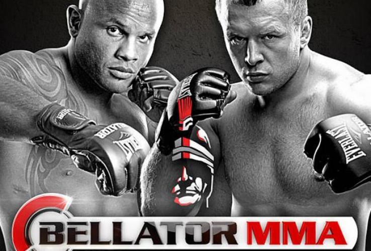 Bellator MMA Live next episode air date poster