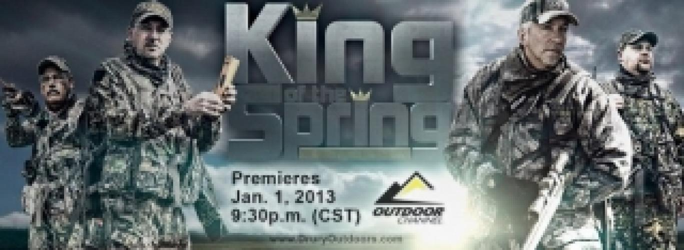 King of the Spring next episode air date poster