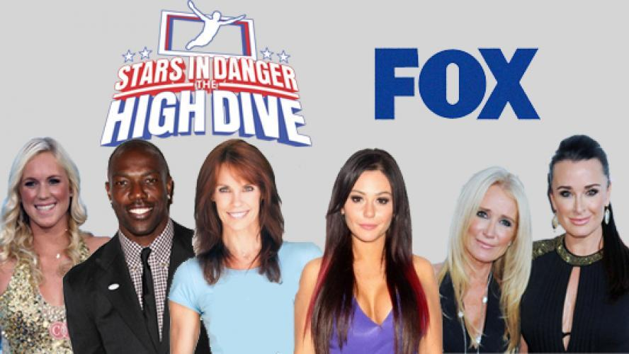 Stars In Danger: The High Dive next episode air date poster