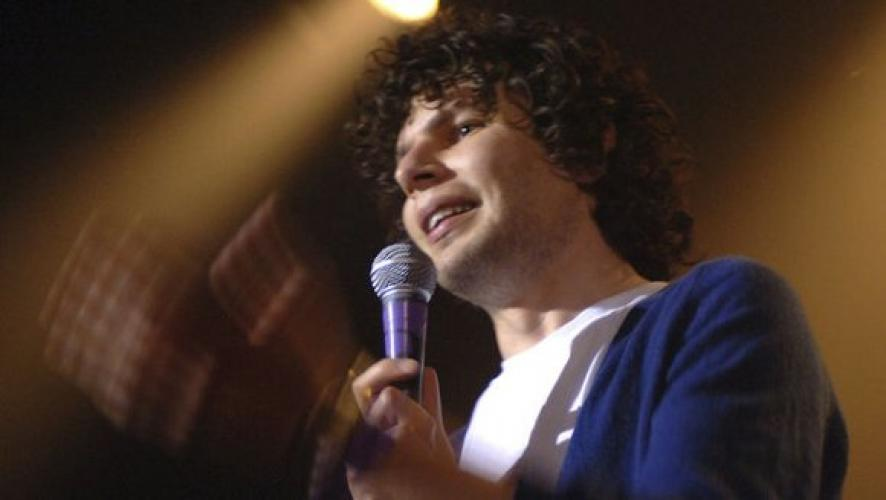 Numb: Simon Amstell Live at the BBC next episode air date poster
