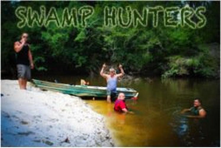 Swamp Hunters next episode air date poster