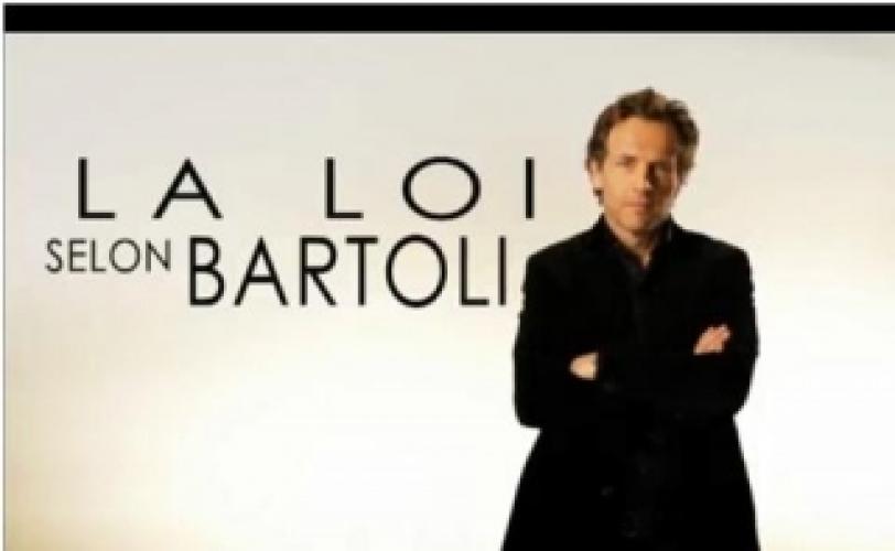 La loi selon Bartoli next episode air date poster