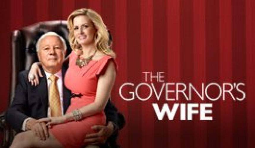 The Governor's Wife next episode air date poster