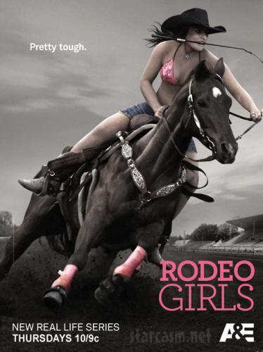 Rodeo Girls next episode air date poster