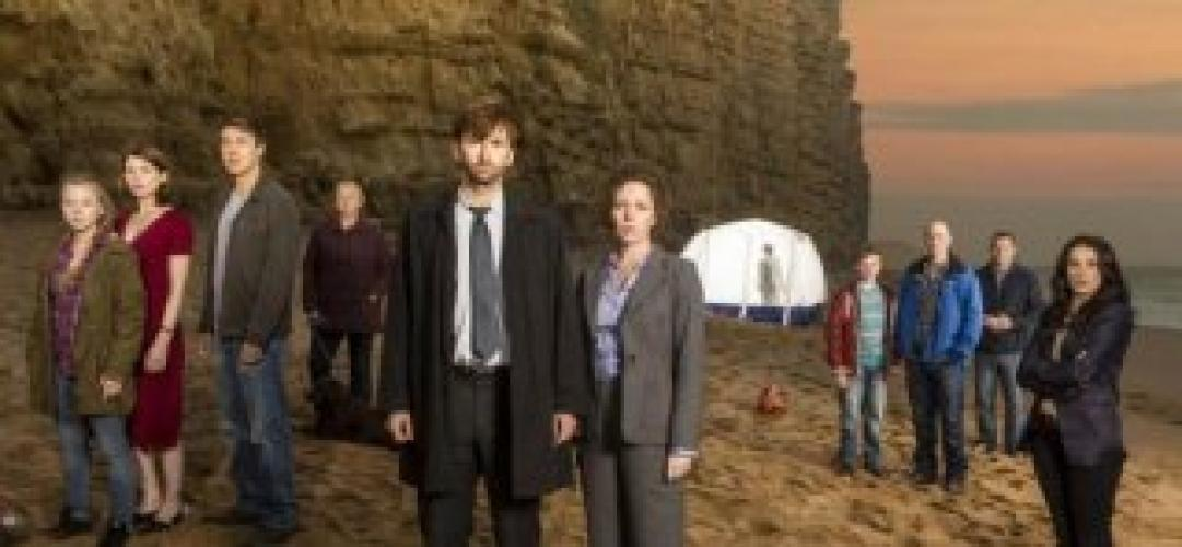 Broadchurch next episode air date poster