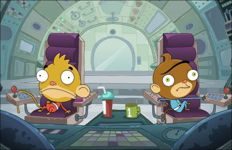 Rocket Monkeys next episode air date poster