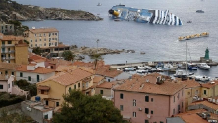 Italian Cruise Ship Disaster next episode air date poster