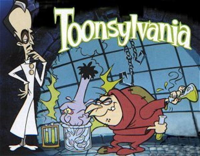 Toonsylvania next episode air date poster
