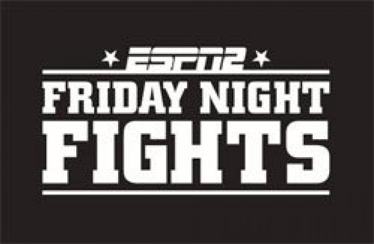 Friday Night Fights next episode air date poster