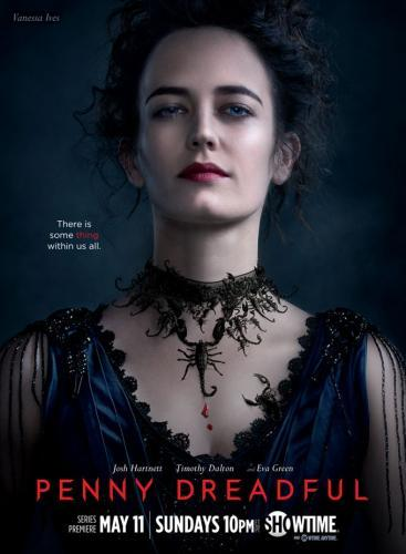 Penny Dreadful next episode air date poster