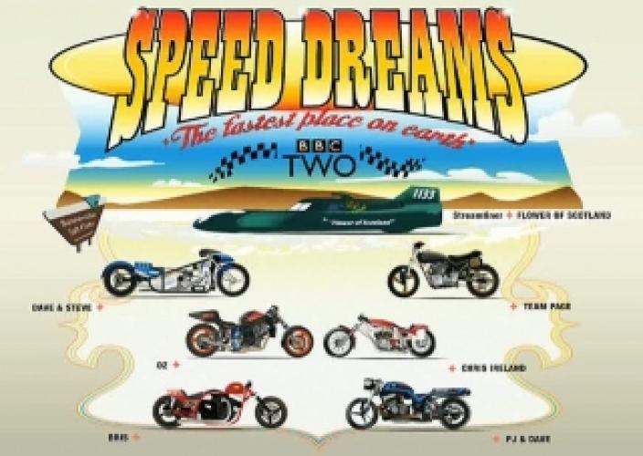 Speed Dreams The Fastest Place On Earth next episode air date poster
