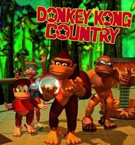 Donkey Kong Country next episode air date poster
