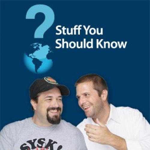 Stuff You Should Know next episode air date poster