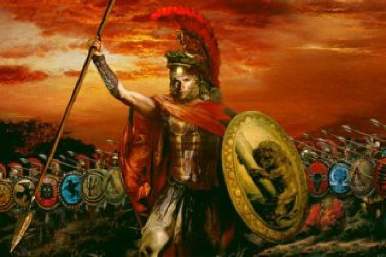 Alexander the Great next episode air date poster