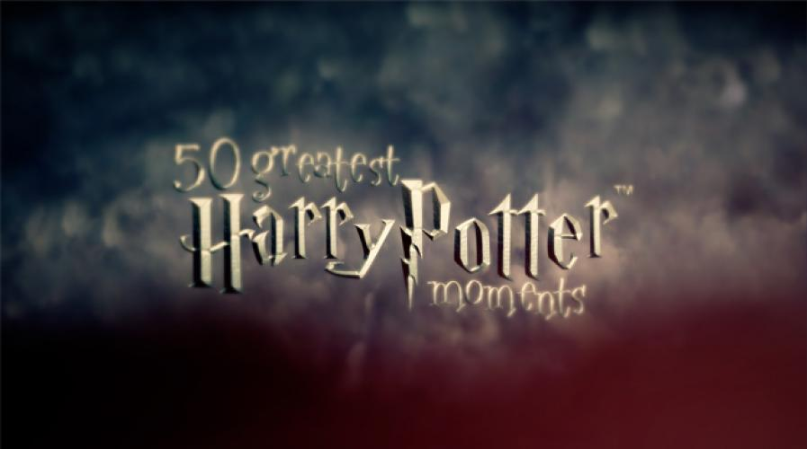 50 Greatest Harry Potter Moments next episode air date poster