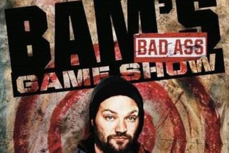 Bam's Bad Ass Game Show next episode air date poster