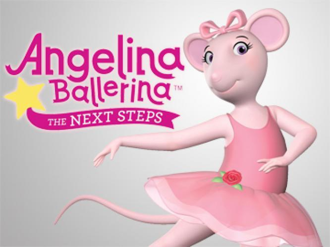 Angelina Ballerina: The Next Steps next episode air date poster