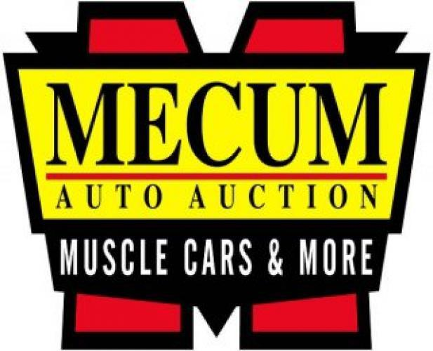 Mecum Auctions: Collector Cars and More next episode air date poster