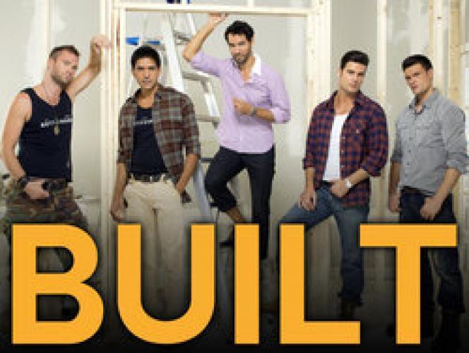 Built next episode air date poster