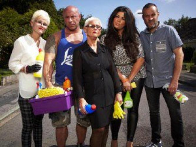Obsessive Compulsive Cleaners next episode air date poster