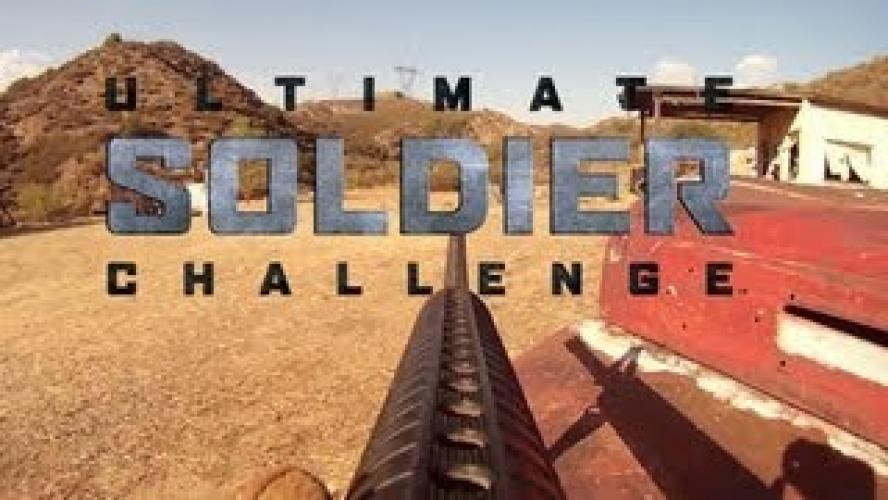 Ultimate Soldier Challenge next episode air date poster