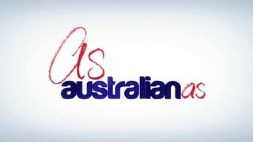 As Australian As next episode air date poster