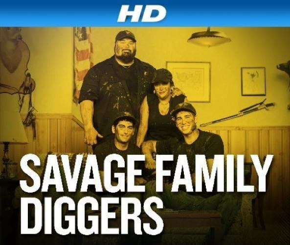Savage Family Diggers next episode air date poster