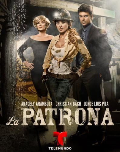 La Patrona next episode air date poster