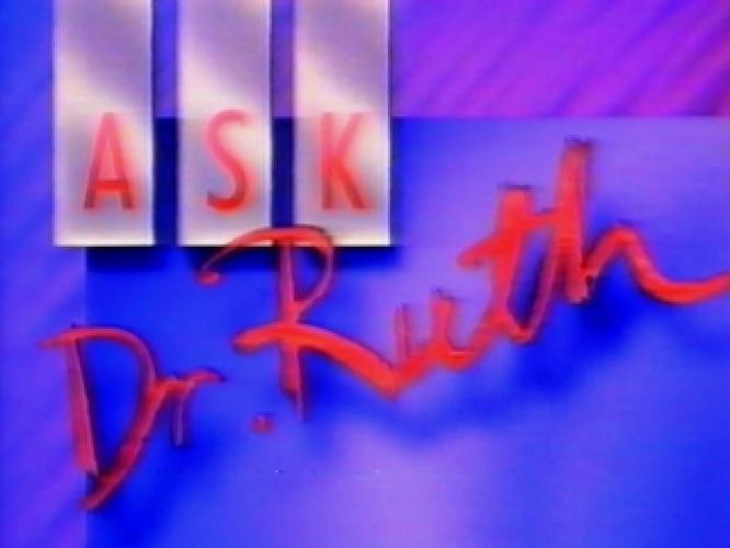 Ask Dr. Ruth next episode air date poster