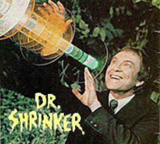 Dr. Shrinker next episode air date poster