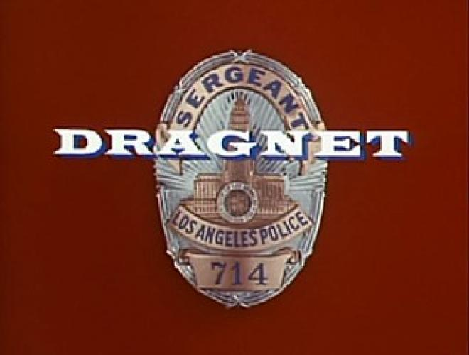 Dragnet (1967) next episode air date poster