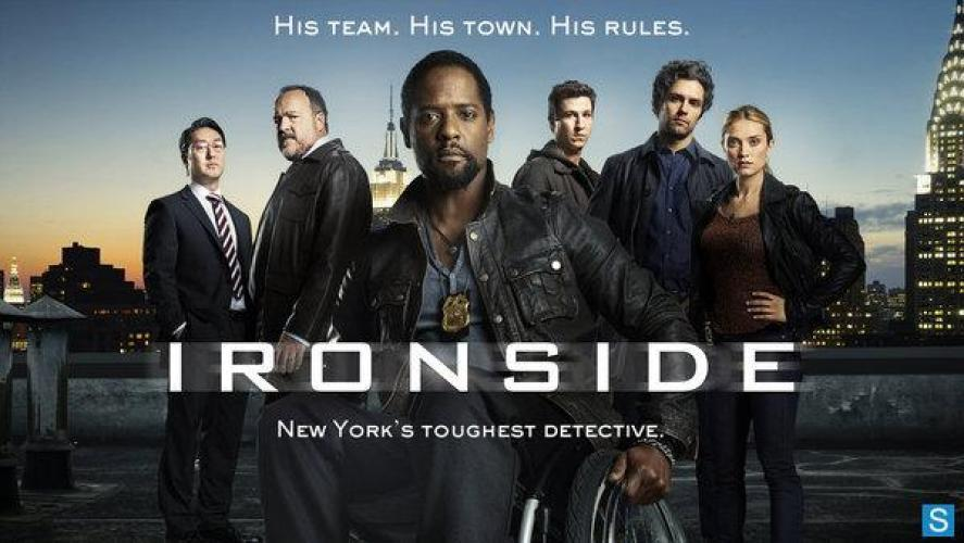 Ironside (2013) next episode air date poster