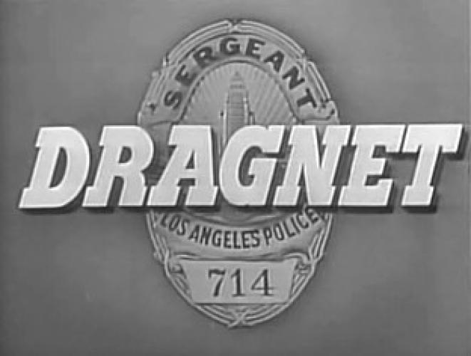Dragnet (1951) next episode air date poster