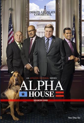 Alpha House next episode air date poster