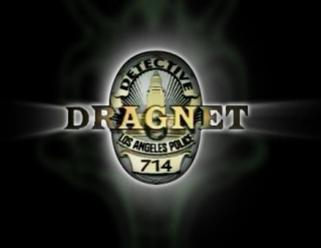Dragnet (1989) next episode air date poster
