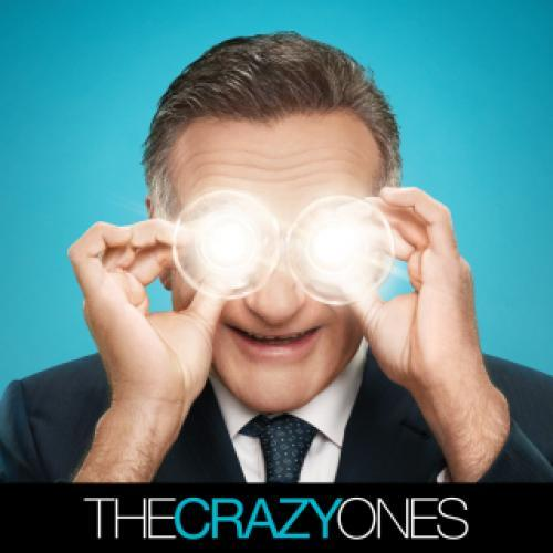 The Crazy Ones next episode air date poster