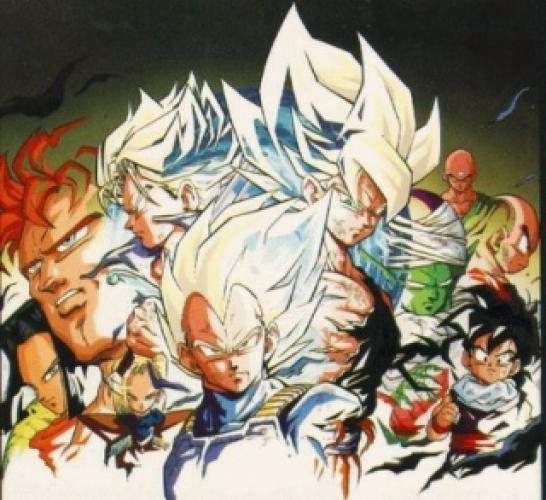 Dragon Ball Z (Uncut) next episode air date poster