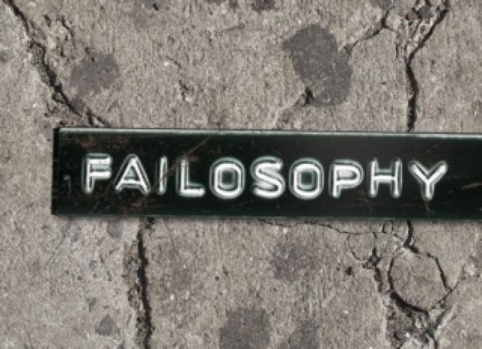 Failosophy next episode air date poster