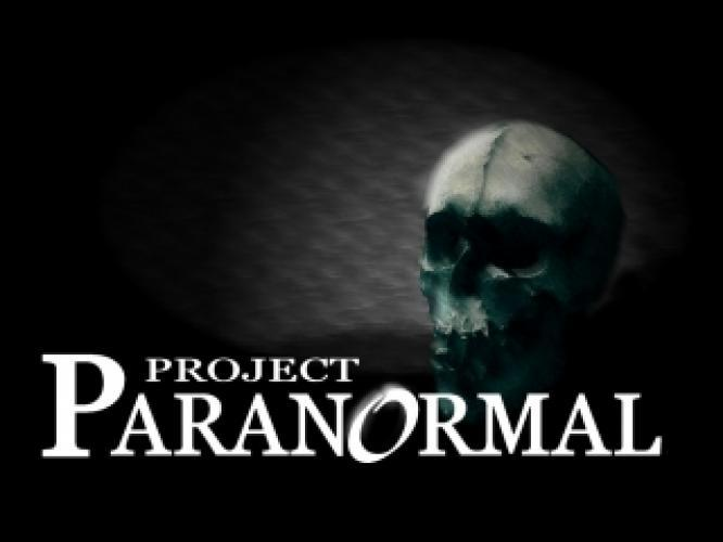 The Paranormal Project next episode air date poster