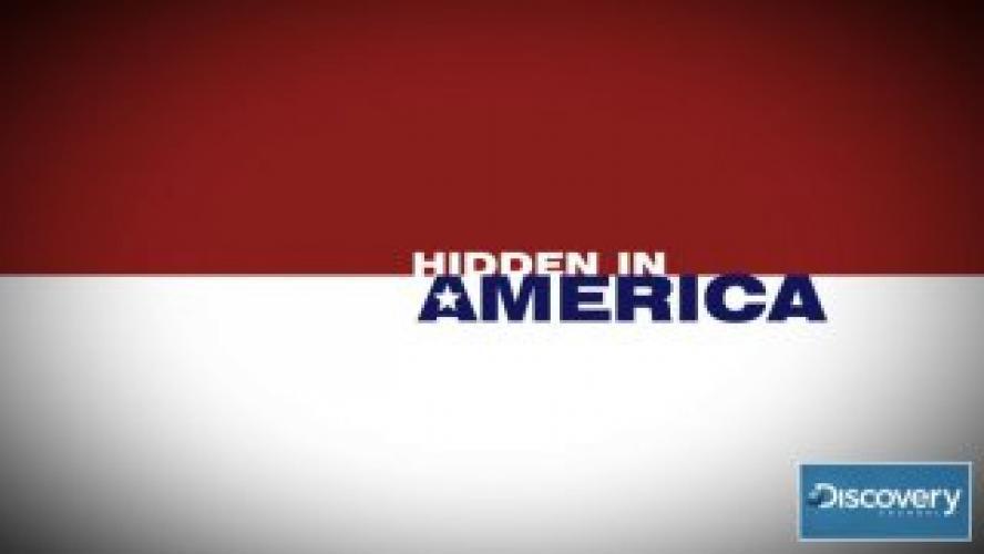 Hidden in America next episode air date poster