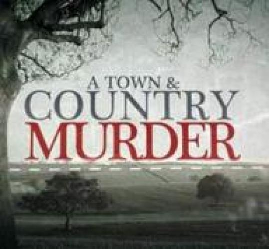 A Town & Country Murder next episode air date poster