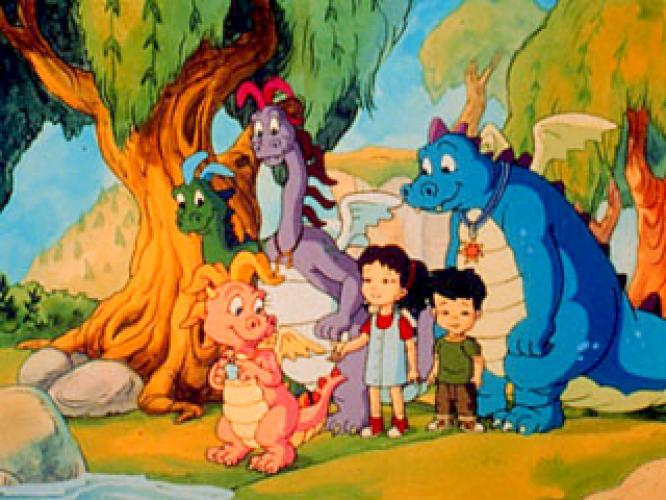 Dragon Tales next episode air date poster