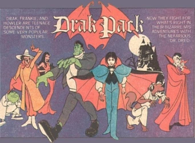 Drak Pack next episode air date poster