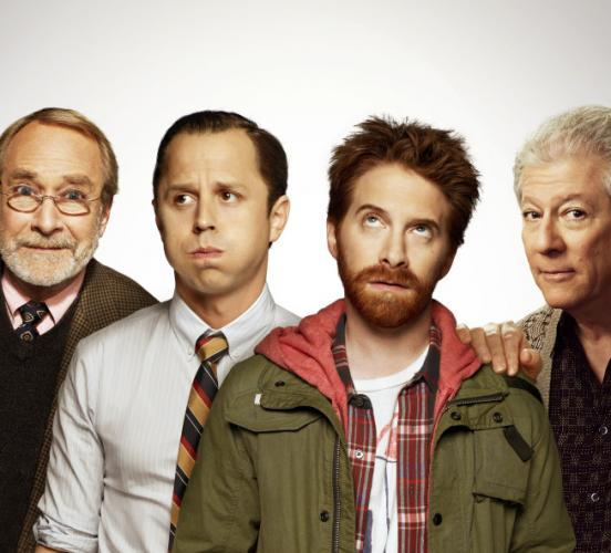 Dads (2013) next episode air date poster