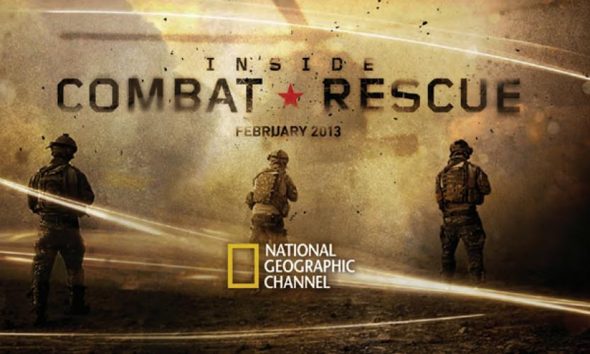 Inside Combat Rescue next episode air date poster